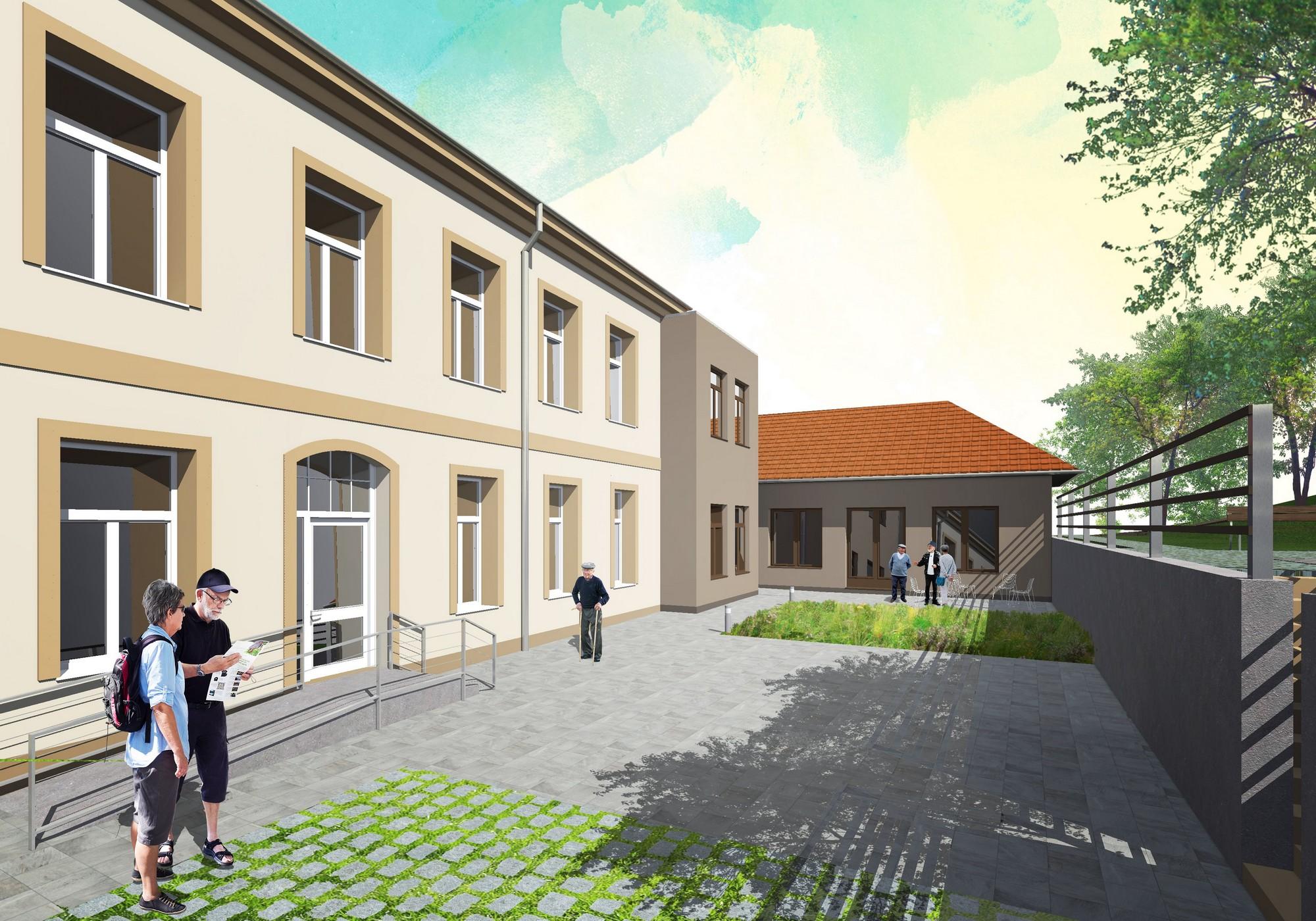 Komunitní dům pro seniory - image