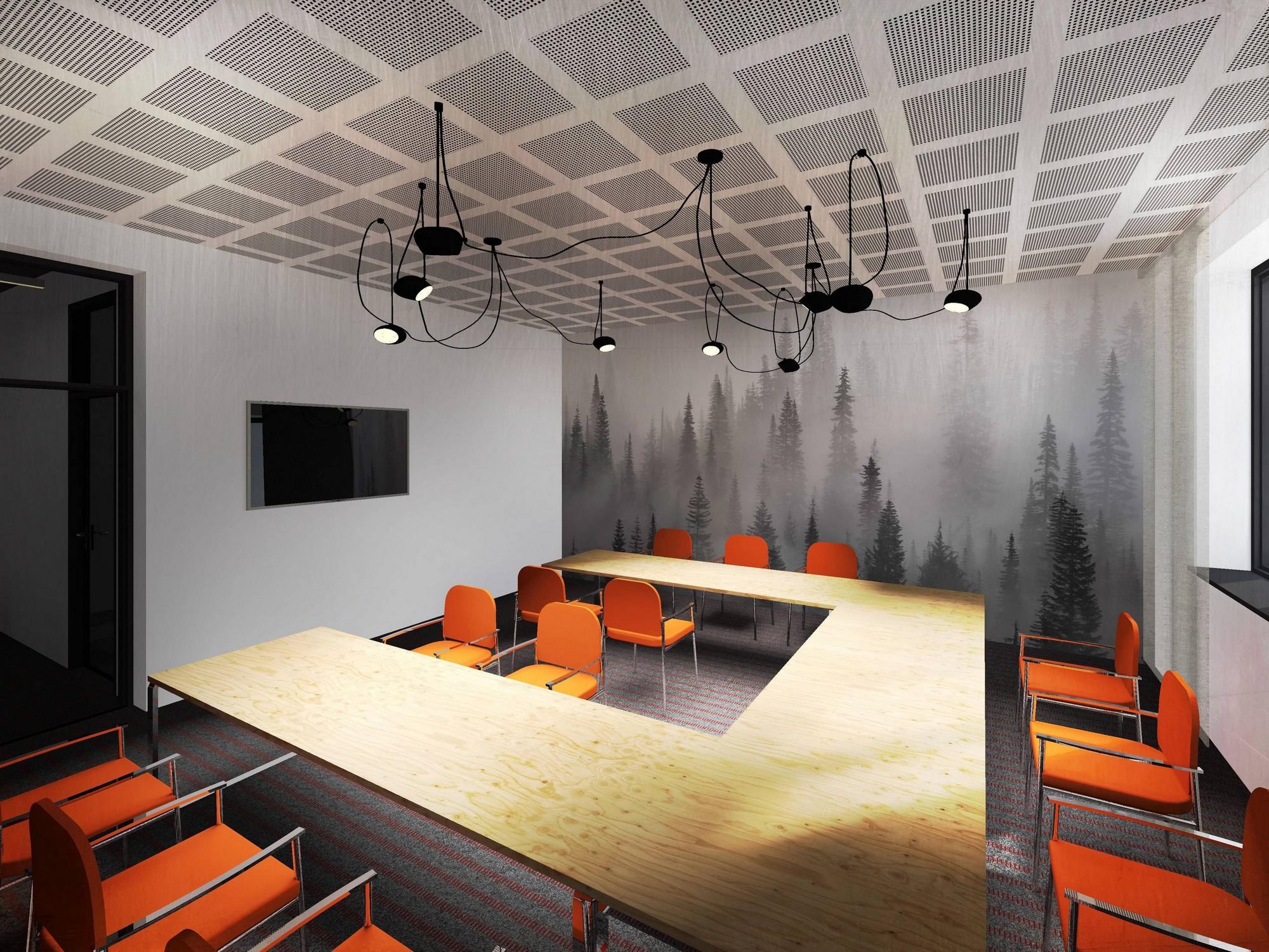 Kanceláře a sklad Korus - image