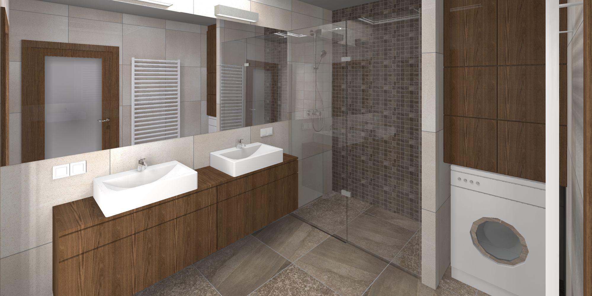 Rekonstrukce koupelny - image