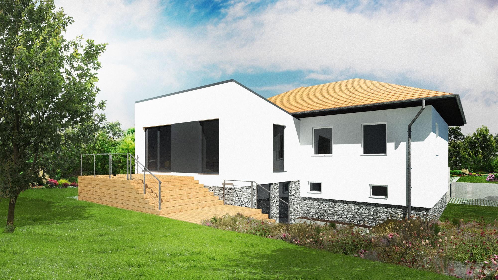 Přístavba RD Dolín - image