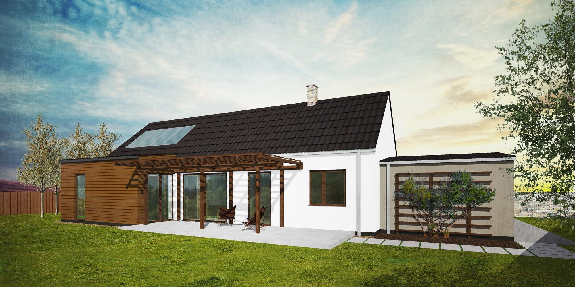 Rodinný dům v Suchomastech - image