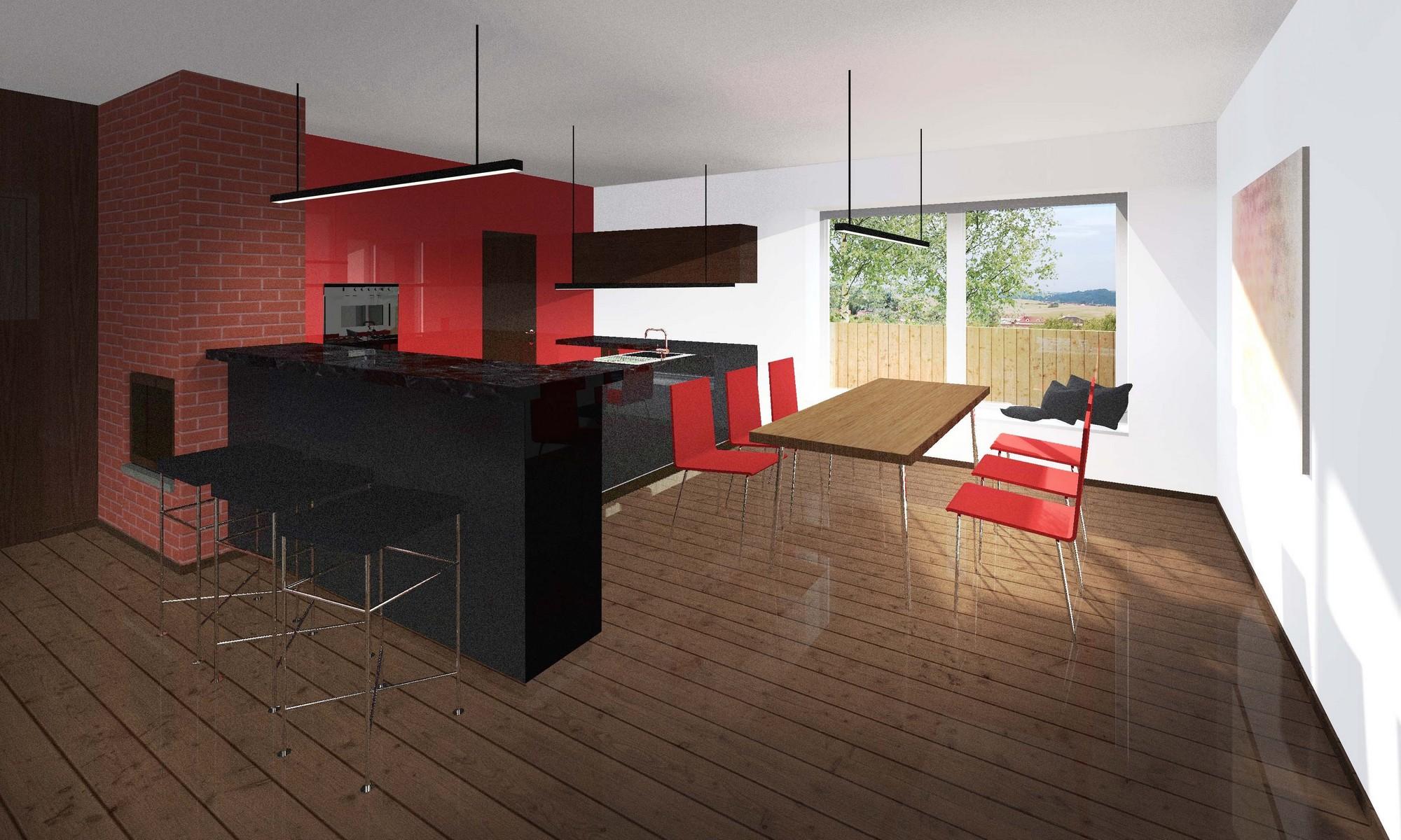 Rodinný dům ve Vroutku - image
