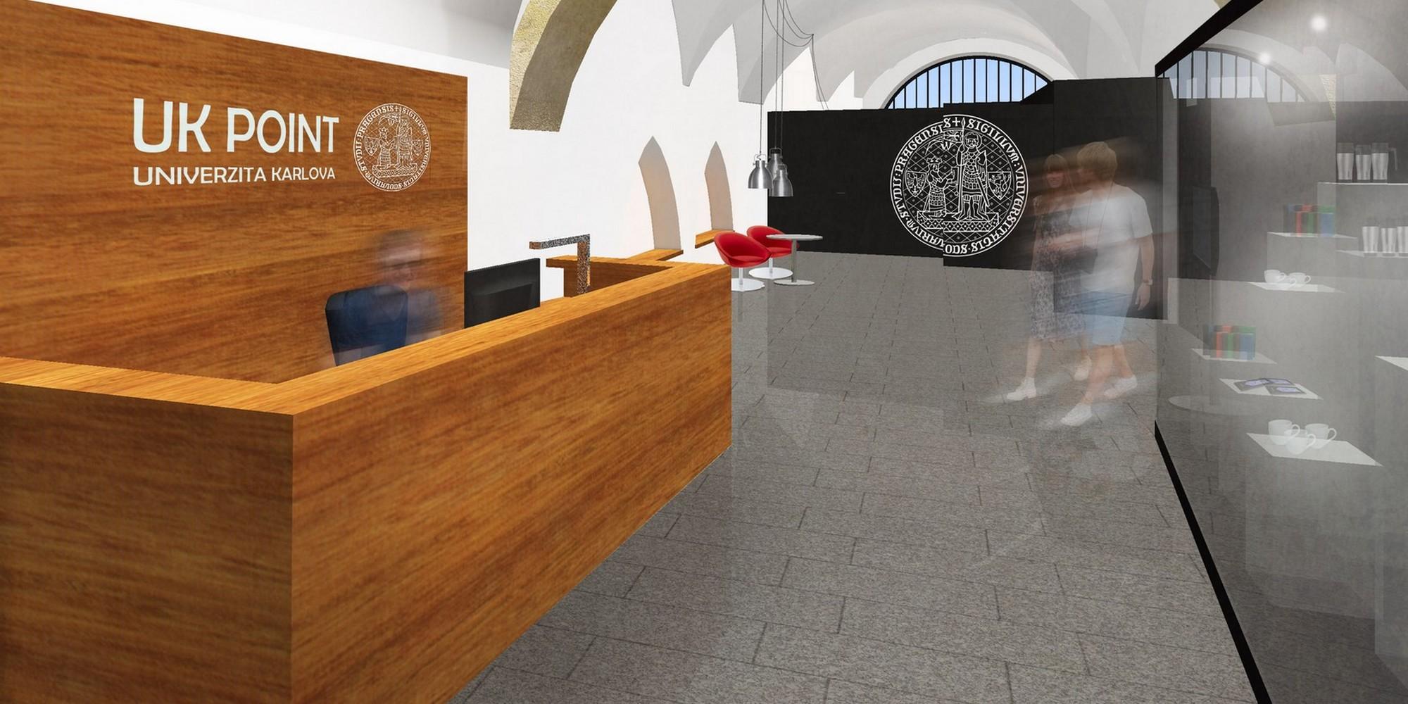 Infocentrum Univerzity Karlovy - image