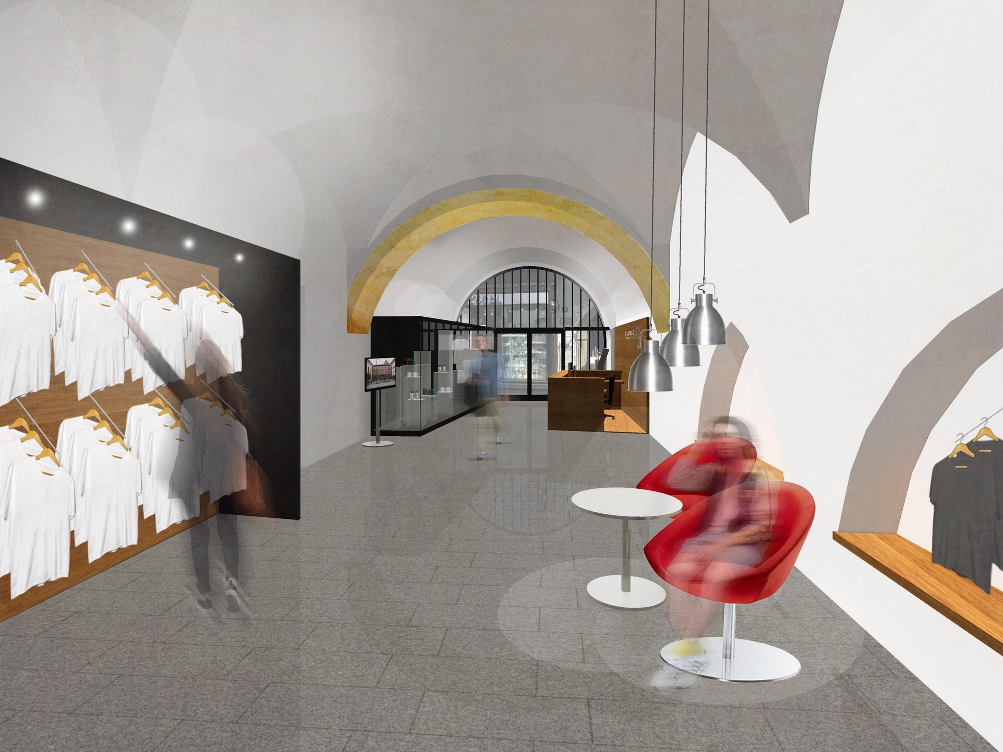 UK point - Infocentrum Univerzity Karlovy - image